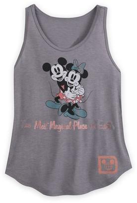 Disney Mouse Scoop Neck Tank Top for Women Walt World