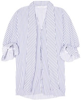 J.W.Anderson Striped Cotton Top