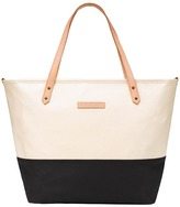 Petunia Pickle Bottom Glazed Color Block Downtown Tote Tote Handbags