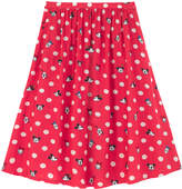 Cath Kidston Mickey and Friends Button Spot Skirt