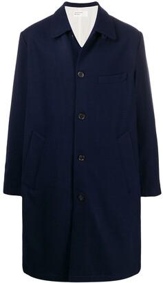 Universal Works overcoat