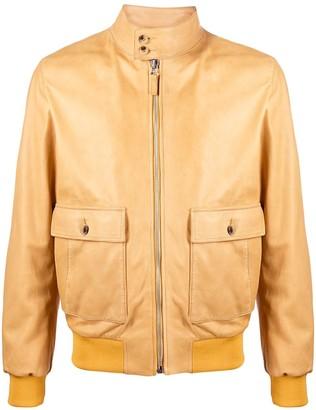 Jacob Cohen Button Collar Jacket
