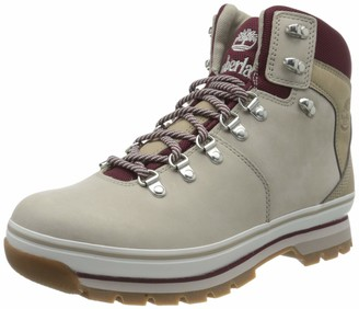 Timberland Euro Hiker Fabric and Leather Waterproof Women's Chukka Boots