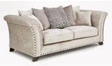 Caprera Fabric 3 Seater + 2 Seater Scatter Back Sofa Set (Buy and SAVE!)