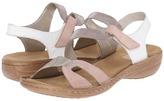 Rieker 60866 Regina 66 Women's Sandals