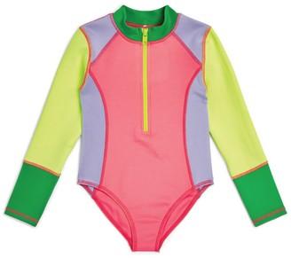 Stella McCartney Colour-Block Swimsuit