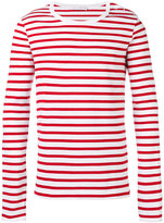 Faith Connexion breton stripe sweater - men - Cotton - L