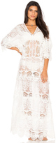 Nightcap Clothing Seashell Siren Gown