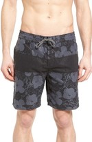 Billabong Men's X Warhol Tribong Lo Tide Flowers Board Shorts
