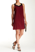 Lavand Colorblock Sleeveless Shift Dress