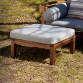 Mercury Row Ottoman with Cushions
