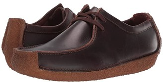 Clarks Natalie (Chestnut Leather) Men's Shoes