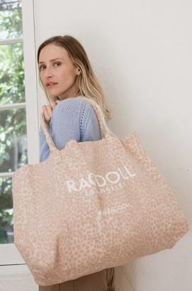 Ragdoll LA RAGDOLL HOLIDAY BAG Nude Leopard