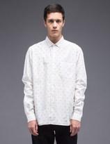 YMC Dot Button Down L/S Shirt