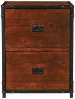 Industrial Empire File Cabinet