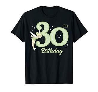 Disney Peter Pan 30th Birthday Tinkerbell Portrait T-Shirt