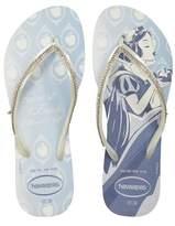 Havaianas Slim Disney Princess Crystal Flip Flop