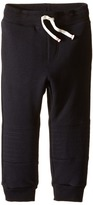 Junior Gaultier Black Sweatpants Boy's Casual Pants