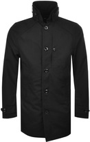 G Star Raw Garber Trench Coat Black