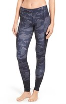 Ivy Park Women's Camo Colorblock Leggings