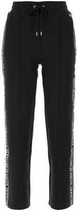 MICHAEL Michael Kors Logo Tape Track Pants
