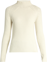 Brock Collection Karry wool and cashmere-blend ribbed-knit sweater