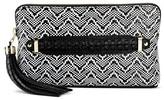 Sam & Libby Women's Faux Leather Clutch Handbag