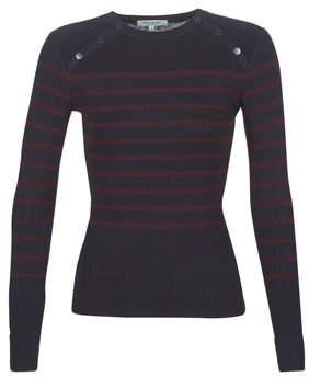 Morgan MLEA women's Sweater in Blue