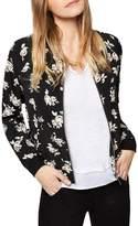 Sanctuary Floral Print Bomber Jacket - 100% Exclusive