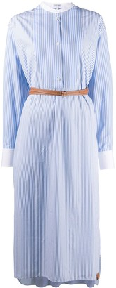 Loewe Striped Shirt Dress