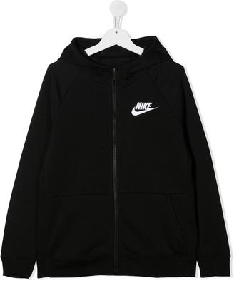 Nike Kids TEEN full-zip hoodie