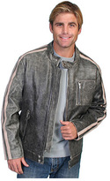 Scully Men's Sanded Calf Racing Jacket 992