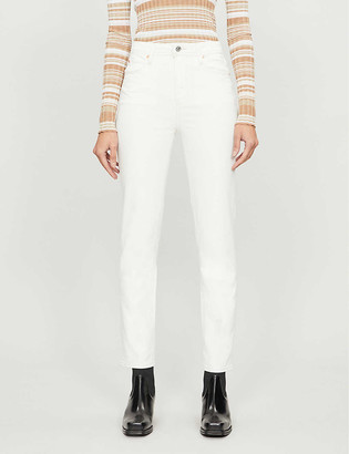 Paige Sara skinny high-rise jeans