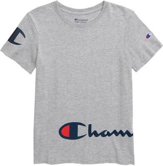 Champion Wraparound Logo T-Shirt