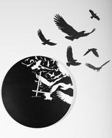 Apt2B Maxwell Dickson Wall Clock FREE AS A BIRD