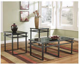 Signature Design by Ashley Hailie 3 Piece Coffee Table Set