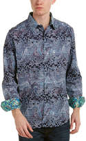 Robert Graham Besan Classic Fit Woven Shirt