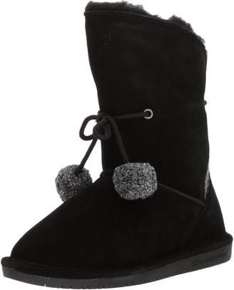 BearPaw Girls' Olivia Snow Boot