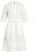 A.P.C. Olseon twill midi dress