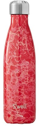 Swell Marbled Vacuum Sealed Stainless Steel Water Bottle/17 oz.