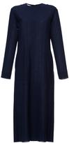 Marni Deep Blue Midi Dress