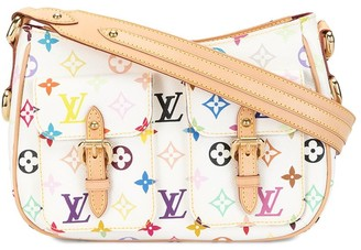 Louis Vuitton 2005 monogram Lodge GM shoulder bag