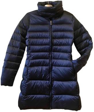 Kappa Navy Synthetic Coats
