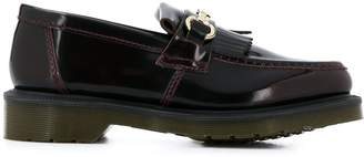 Dr. Martens fringed applique loafers