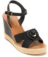Tommy Hilfiger Final Sale-Jeweled Wedge Sandal