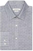 Perry Ellis Slim Fit Mini Arrow Dress Shirt