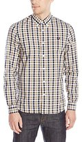 Fred Perry Men's Three-Color Gingham Shirt
