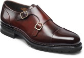 Santoni Double Monk Strap Shoe