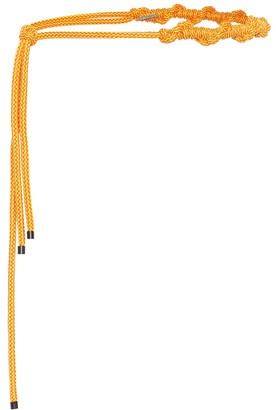 Dries Van Noten Cord belt