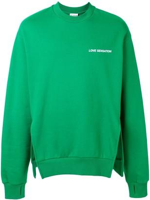 Honey Fucking Dijon Love Sensation sweatshirt